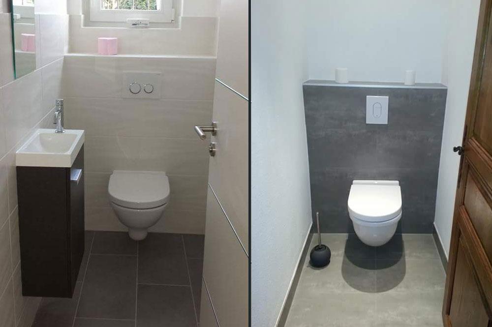 Rénovation, DSS sanitaire, dépannage, services, chauffage, création ...